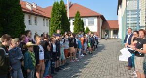 Harcerze z Jadownik wyjechali na obóz