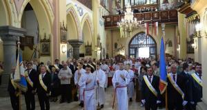 Pielgrzymi modlili się w Szczepanowie w intencji trzeźwości