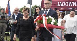 Jarosław Sorys wraz z małżonką Alicją